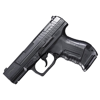 Walther P99 Spring/Federdruck - Black