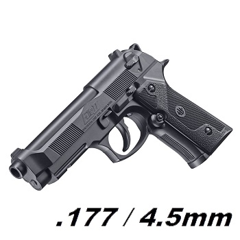 Beretta M92 Elite II Co² 4.5mm BB - Black