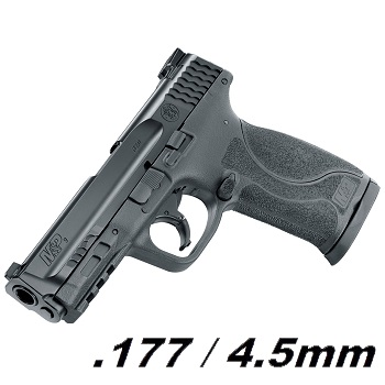 Smith & Wesson M&P 9 M2.0 Co² BlowBack 4.5mm BB - Black