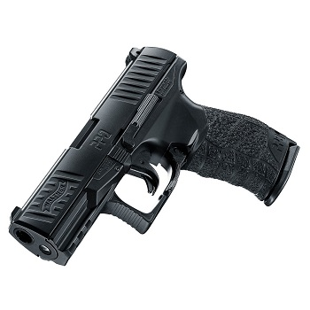 Walther PPQ HME Spring/Federdruck - Black