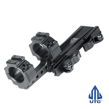 Leapers ® UTG LE Grade QD Scope Mount (Ø 25mm) - Hoch