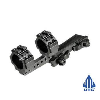 Leapers ® UTG LE Grade QD Scope Mount (Ø 30mm) - Hoch