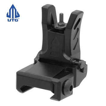 Leapers ® UTG Low Profile FlipUp Front Sight - Black