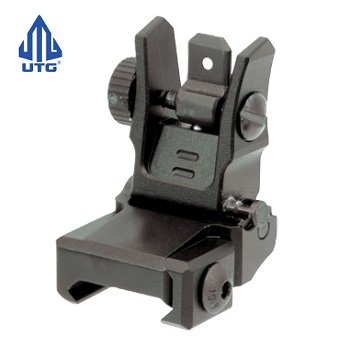Leapers ® UTG Low Profile FlipUp Rear Sight - Black