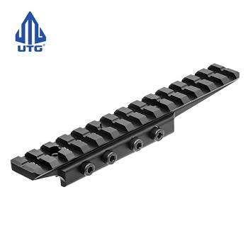 Leapers ® UTG Adapterschiene 11mm auf Weaver/Picatinny (14 Slots)