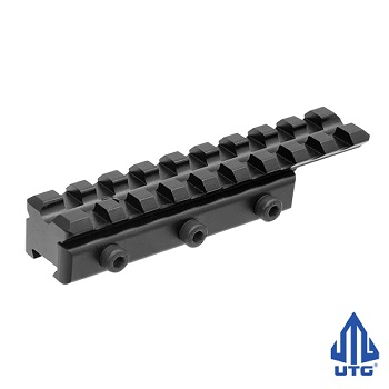 Leapers ® UTG Adapterschiene 11mm auf Weaver/Picatinny (9 Slots)