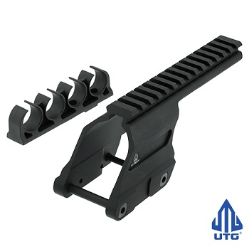 Leapers ® UTG Shotgun Optic Mount Set für 870 Serie