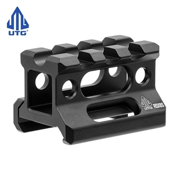 "Leapers ® UTG 3-Slot Mount Riser ""Slim"" - Medium Profile"