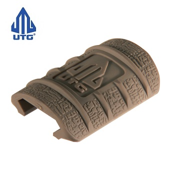 Leapers ® UTG New Gen. Combat Rail Guard - FDE (12er Pack)