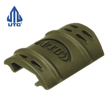 Leapers ® UTG Combat Rail Guard - Olive (12er Pack)