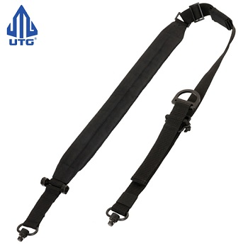 Leapers ® UTG Bolla QD 1/2 Point Sling - Black