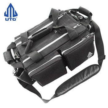 Leapers ® UTG Ultimate Competition Range Bag - Black/Silver