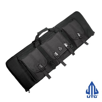 "Leapers ® UTG Combat Web 38"" Gun Case - Black"
