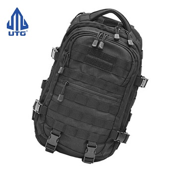 Leapers ® UTG Ambi 24/7 Cross Body Shoulder Vital Sling Pack - Black
