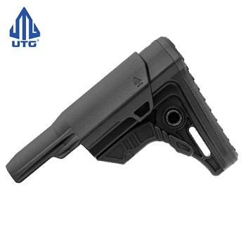 """Leapers ® UTG PRO AR-15 / M4 (MilSpec) Stock """"S4"""" - Black"""