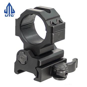 Leapers ® UTG Tactical FTS Mount (Ø 30, 27 & 25 mm) mit QD-Verschluss