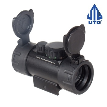 "Leapers ® UTG 3.9"" Low Profile CQB Dot Sight mit QD-Verschluss"