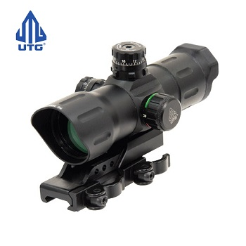 "Leapers ® UTG 6"" T Dot Sight mit QD-Verschluss"