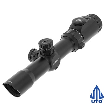 Leapers ® UTG 1-8x28 BG4 Tactical CQB/MRC Scope (RGB) Zielfernrohr