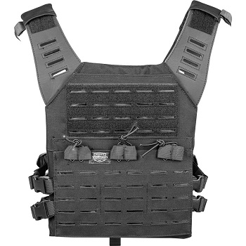 Valken V Tactical Plate Carrier LC - Black
