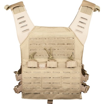 Valken V Tactical Plate Carrier LC - TAN