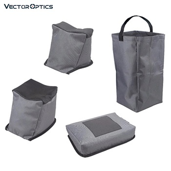 Vector Optics ® Triple Play Bench Shooting Bag Kit
