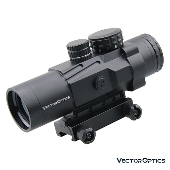 Vector Optics ® Calypos 3x32 Rifle Scope - Black