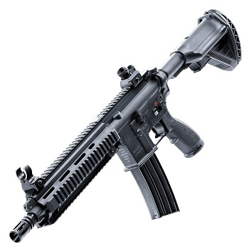 VFC x H&K HK416 D AEG Mosfet - Black
