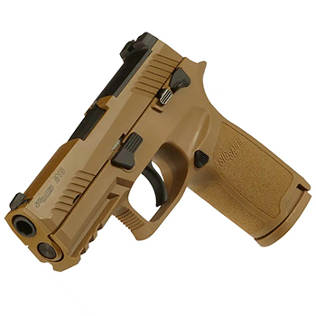 VFC x SIG Sauer Proforce P320-M18 GBB - Coyote Tan