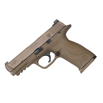 VFC x Smith & Wesson M&P 9 GBB - FDE