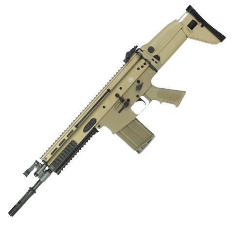 VFC x FN SCAR-H MK.17 Mod 0 CQC GBBR - Desert