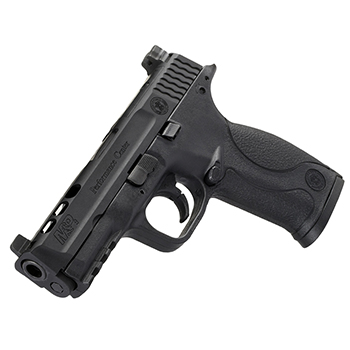 VFC x Smith & Wesson M&P 9 Ported C.O.R.E. Performance Center GBB - Black