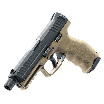VFC x H&K VP9 Tactical GBB - Desert