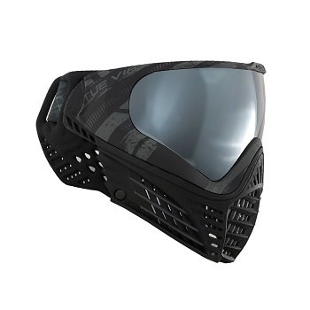 Virtue VIO Contour Paintball Maske - Black