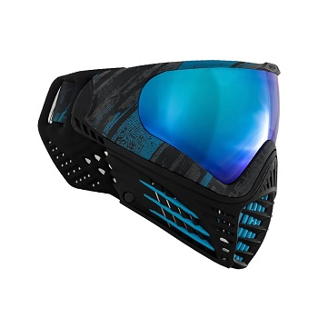 Virtue VIO Contour Paintball Maske - Ice