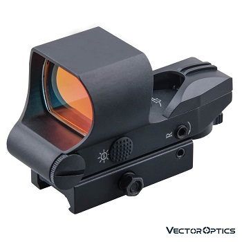 Vector Optics ® Ravage Multi-Rectile RedDot Sight - Black
