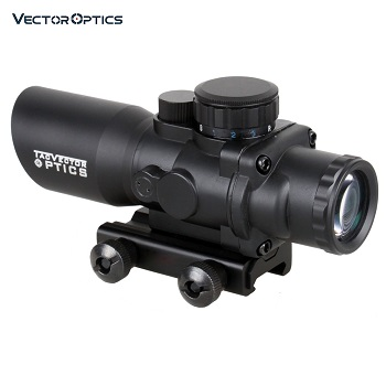 Vector Optics ® Talos 4x32 Rifle Scope - Black