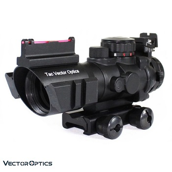 Vector Optics ® Goliath 4x32 Rifle Scope - Black