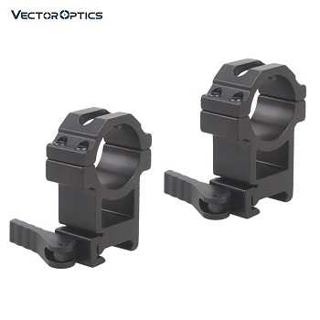 Vector Optics ® QD-Montageringe (Ø 30mm) - Hoch