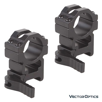 Vector Optics ® QD-Montageringe (Ø 25mm) - Medium