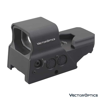Vector Optics ® Omega 8 Multi-Rectile Sight - Black