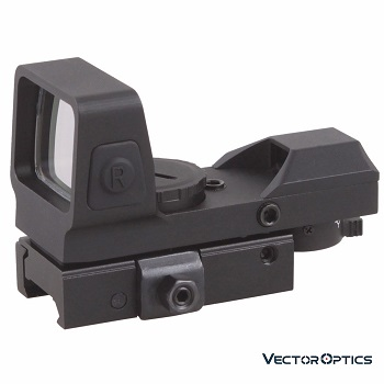 Vector Optics ® Sable Multi-Rectile Sight - Black