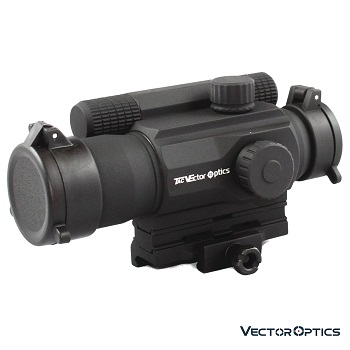 Vector Optics ® Tempest Multi-Rectile RedDot Sight - Black