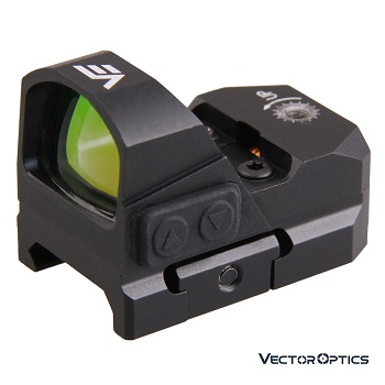 Vector Optics ® Fury (Gen II) Micro Red Dot - Black