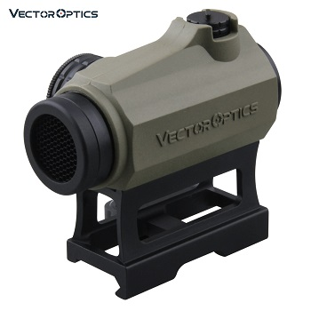 Vector Optics ® Maverick (Mil) Red Dot Sight - Dark Earth