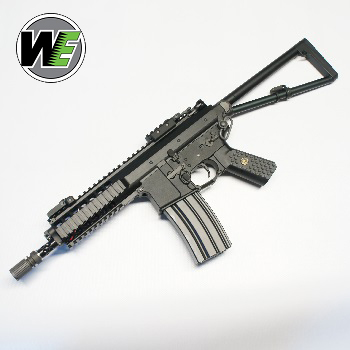 "WE Knight's PDW 8"" AEG - Black"