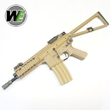 "WE Knight's PDW 8"" AEG - FDE"