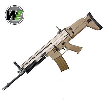 WE SCAR-L Mk. 16 Mod. 0 AEG - FDE