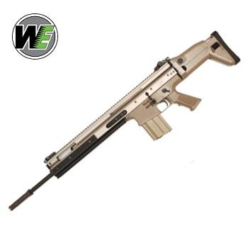 WE SCAR-H Mk. 20 SSR AEG - FDE