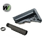 WE SOPMOD Type Stock Set für PTW - Black